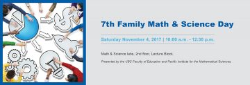 7th Family Math & Science Day