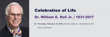 Celebration of William Doll's Life