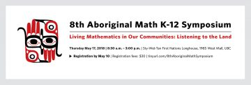8th Aboriginal Mathematics Symposium