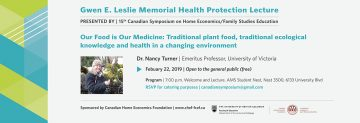 Gwen E. Leslie Memorial Health Protection Lecture