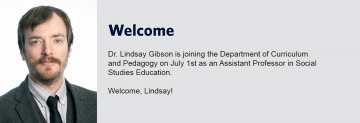 Welcome to Dr. Lindsay Gibson