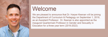 Welcome to Dr. Harper Keenan